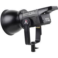 Aputure Light Storm C120d Ii Aputure Light Storm Ls C120d Ii Led Light Kit With V Mount Battery Plate