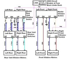 oldsmobile power window wiring diagram questions answers none of my electric windows