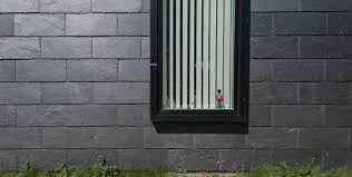 Natural Slate Cladding The Perfect Solution For Architecture Cupa New Modern Exterior Cladding Panels Concept Property