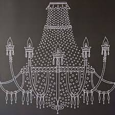 black and white chandelier 2016 image fhdq