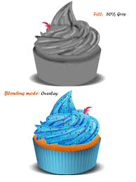 Illustrate A Delicious Birthday Cupcake In Photoshop Sitepoint
