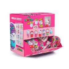 Hộp 24 bộ kẹo búp bê Hello Kitty Relkon Siêu thị hàng nhập khẩu chính hãng  cao cấp Greenbox