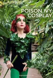 poison ivy cosplay costume mypoppet com au