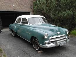 Chevrolet Styleline 1951 РId̩e d'image de voiture