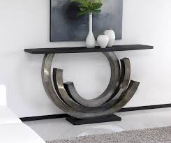 modern sofa table. Modern Console Tables For Contemporary Interiors Round Table Sofa T