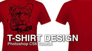 Photoshop Cs6 T Shirt Design Tutorial How To Design A T Shirt From A Photograph Photoshop Tutorial