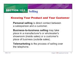 Product Feature Benefit Chart Chapter 12 Powerpoints