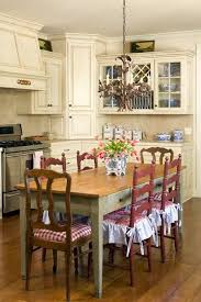 eat in kitchen red ladder back chairs country kitchen cote kitchen cote in the city at home arkansas