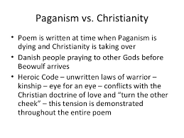 Beowulf Christianity Vs Paganism Quotes Best of Beowulf Study Guide