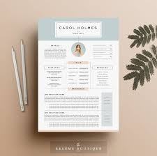 Design Resume Templates Gorgeous 48 Best CV Images On Pinterest Resume Design Resume Templates And