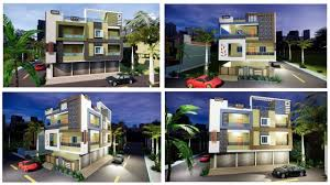 North Face Elevation Designs Modern North West Facing House Front Elevation Design Elevation Design For 3 Floor House 3d View