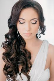 Wedding Hairstyles Ideas Front Braid Long Hair All Down Curly