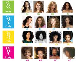Black Natural Hair Types Chart Blog Archives What A Curl Wants
