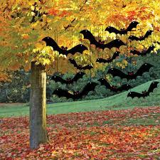 Easy Patio Decorating 50 Cheap Easy To Make Halloween Bats Decoration Ideas