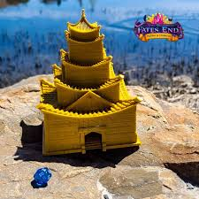 This article lists all of their affiliations as well as the easier credit cards that you can apply for which is very useful for those with a poorer credit score. Download Stl File Pagoda Dice Tower Support Free 3d Printer Model Cults
