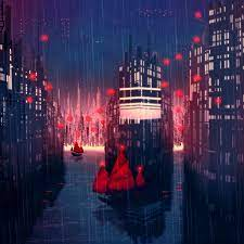 aj08-rainy-anime-city-art-illust-wallpaper