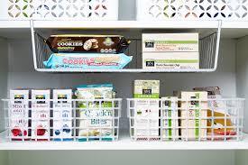 Under Cabinet Shelving Kitchen Under Shelf Baskets Undershelf Baskets The Container Store