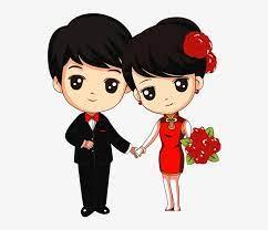 love couple cartoon png transpa png