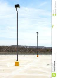 commercial parking lot lighting lights solar powered led new energy