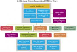 Nsf Org Chart Nsf Org Chart