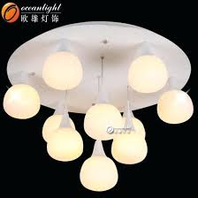 hotel glass led pendant lamp lighting remote control chandelier list winch china p remote control chandelier winch