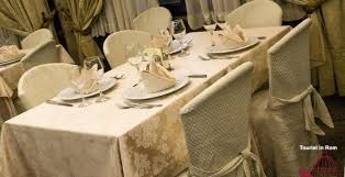 good food in rome elegant restaurants