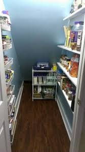 under the stairs closet organization - Google Search