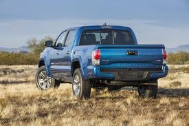Toyota Recalls Quarter Of A Million Tacoma Trucks From 2016 And ...