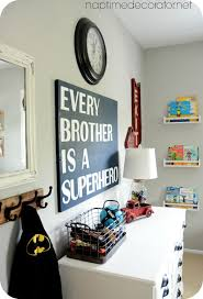 diy ideas for bedrooms pinterest. big boy room w/ cute fixed-up yard sale dresser \u0026 diy superhero sign diy ideas for bedrooms pinterest
