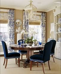 navy blue upholstered dining chairs lovely moraethnic decorating ideas 16