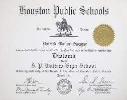 Patrick Swayze High School Diploma Current Price 800