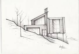 architecture house sketch. Architecture House Sketch N