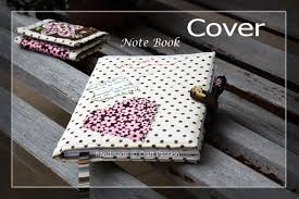 note book cover pattern