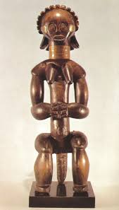 from the book african art in the cycle of life reliquary guardian figure nlo byeri ngumba group fang peoples cameroon i9th 20th century wood