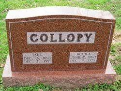 Althea Gleason Collopy (1900-1975) - Find A Grave Memorial