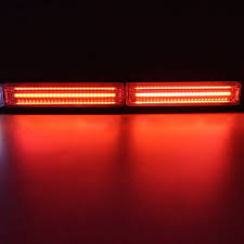 Traffic Advisor Strobe Light Bar