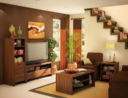 L Shaped Living Room Furniture Layout Small Apartment Living Room Ideas Rectangular Dark Brown Wooden