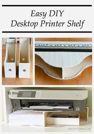 diy office storage ideas. best 25 office printers ideas on pinterest printer storage and diy