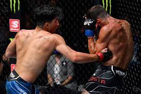 Adrian Yanez vs Randy Costa provides ...