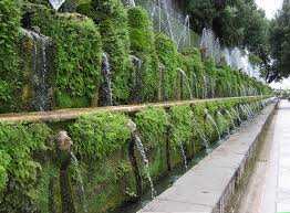the one hundred fountains at the villa d este 1560 1575