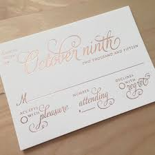 Rsvp Response Card Wording Scroll Wedding Invitations