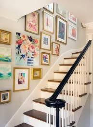 chic staircase decoration ideas
