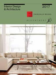 Interior Design And Architecture 2017 Catalogue By Bloomsbury