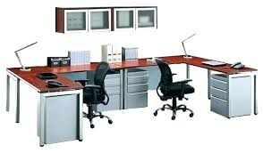 l shaped desk for two people. Fine Shaped Two Person Computer Desk Desks Table L Shaped 2 C  In L Shaped Desk For Two People E