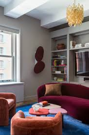 A Colourful Use of Velvet In A Young Family Home by Ashe+Leandro ...