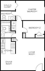 best 25 800 sq ft house ideas on pinterest small home plans House Floor Plans Under 1000 Square Feet plan à adapter pour le sous sol 800 sq ft 2 bedroom cottage plans home floor plans under 1000 square feet