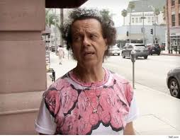 richard simmons woman. richard simmons hospitalized for gastrointestinal issues woman