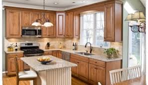 kitchen remodel ideas oak cabinets the all american home