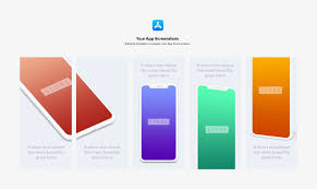 App Store Screenshot Mockup Templates Psd Sketch