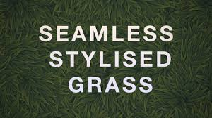 how to make hand painted grass textures YouTube